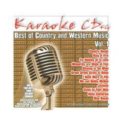 Musik: Best of Country and Western Music Vol.1 CDG  von Karaoke