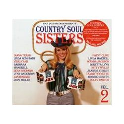 Musik: Country Soul Sisters 2 (1956-1978)  von Soul Jazz Records Presents