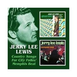 Musik: Country Songs For City Folks/Memphis Beat  von Jerry Lee Lewis