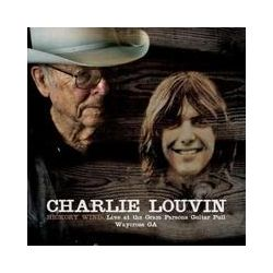 Musik: Hickory Wind: Live At The Gram P.  von Charlie Louvin