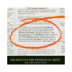 Musik: His Personal Best-The Greatest Hits  von Jim Reeves