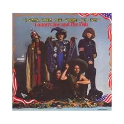 Musik: I Feel Like I'm Fixin-To-die  von Country Joe & The Fish