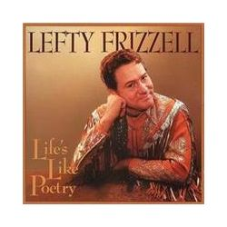 Musik: Life's Like Poetry   12-CD & B  von Lefty Frizzell