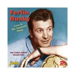 Musik: Love Is The Sweetest Thing  von Ferlin Husky