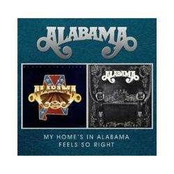 Musik: My Home's In Alabama/Feels So Right  von Alabama