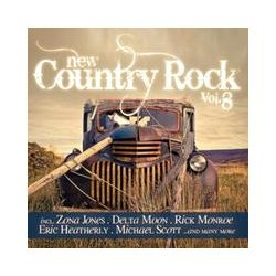 Musik: New Country Rock Vol.8