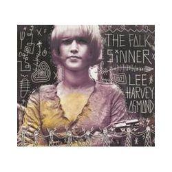 Musik: The Folk Sinner  von Lee Harvey Osmond