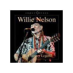 Musik: The Country Legend  von Willie Nelson