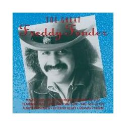 Musik: The Great Freddy Fender  von Freddy Fender
