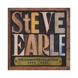 Musik: The Definitive Collection 1986-1992  von Steve Earle