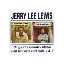 Musik: Sings The Country Music Hall Of Fame Vols 1 & 2  von Jerry Lee Lewis