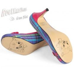 szpilki IRON FIST (Lets Kill Sometching Heell)() (IF-8339)  '09 [OIRON-027]
