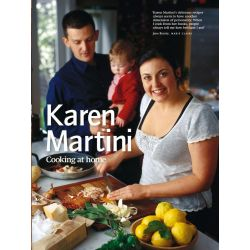 Cooking at Home by Karen Martini, 9781921383441.