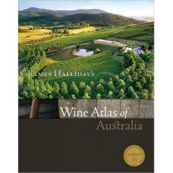 James Halliday's Wine Atlas of Australia : New Edition by James Halliday, 9781740666855.