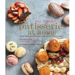 Patisserie at Home by Will Torrent, 9781849753548.
