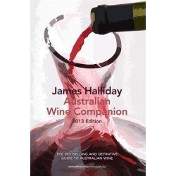 James Halliday Australian Wine Companion 2013 by James Halliday, 9781742703060.
