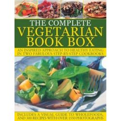 The Complete Vegetarian Book Box, An Inspired Approach to Healthy Eating in Two Fabulous Step-by-step Cookbooks by Nicola Graimes, 9780754820147.