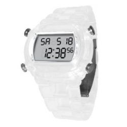 Adidas Unisex-Armbanduhr Digital Plastik ADH6500