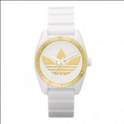 Adidas Adidas ADH2808 Santiago Mini Uhr weiß gold