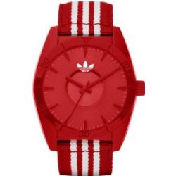 Adidas Adidas Armbanduhr Santiago Rot ADH2661