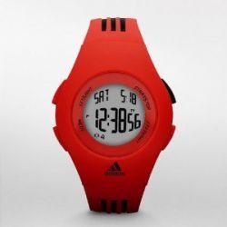 Adidas Adidas ADP6056 Furano Uhr rot mit schwarzen Zierstreifen