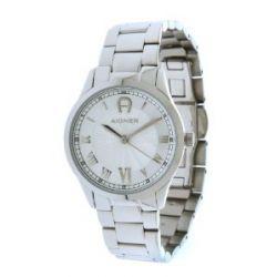 Aigner Damen Armbanduhr Silber A32653