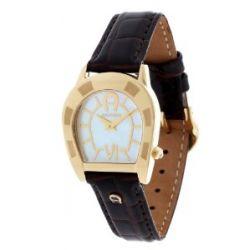 Aigner Damen Armbanduhr braun A30212