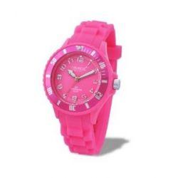Avalanche Uhr - MINI - trendige Damen Armbanduhr - pink / Gehäuse extra klein