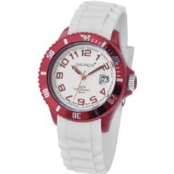 Avalanche Uhr - PURE - trendige Damen Armbanduhr - rot