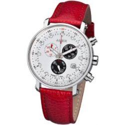 U.Auer Swiss Red AU-ZU-611-WRL Herrenchronograph SWISS ISA