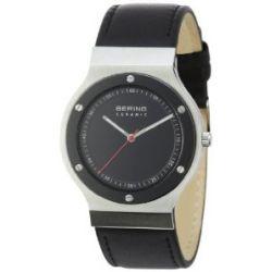 BERING Time Unisex-Armbanduhr Slim Ceramic 32538-448