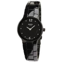 Boccia Damen-Armbanduhr XS Ceramic Analog verschiedene Materialien 3200-02