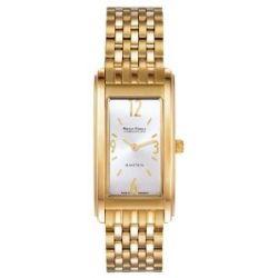 Bruno Söhnle Feronia Analog Quarz Damen Uhr Gold 17-33091-222
