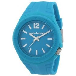 Bruno Banani Unisex-Armbanduhr Prisma Analog Plastik BR21054