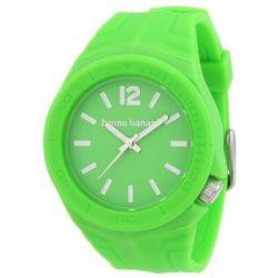 Bruno Banani Unisex-Armbanduhr Prisma Analog Plastik BR21055