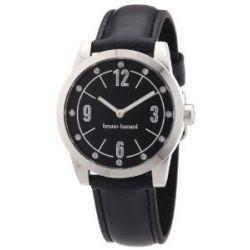 Bruno Banani Damen-Armbanduhr TARAS LADIES Analog Quarz Leder BR21116