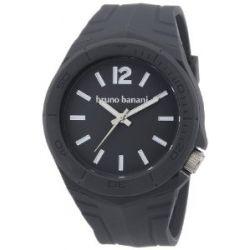 Bruno Banani Unisex-Armbanduhr Prisma Analog Plastik BR21059