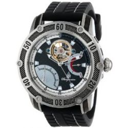 Burgmeister Herren-Armbanduhr XL Colombo Analog Silikon BM213-122