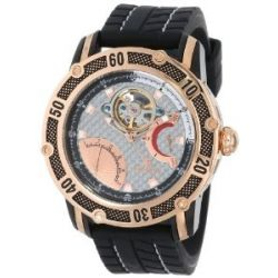 Burgmeister Herren-Armbanduhr XL Colombo Analog Silikon BM213-312