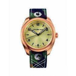 Calvin Klein Herren-Armbanduhr XL Jeans Impulse Pledge Analog Textil K5811415