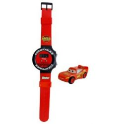 Cars 2 Disney Jungen-Armbanduhr Digital Quarz 88005