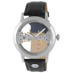 Carlo Monti Herren-Uhren Lucca Handaufzug CM109-182