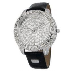 Carlo Monti Damen-Armbanduhr XL Casoria Analog Quarz Leder CMY02-112