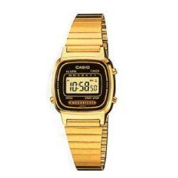 Casio Damen-Armbanduhr Digital Quarz LA670WGA-1DF