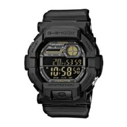 Casio Herren-Armbanduhr XL G-Shock Digital Quarz Resin GD-350-1BER