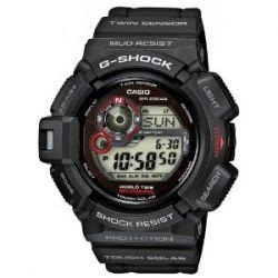 G-Shock Herren-Armbanduhr Digital schwarz G-9300-1ER