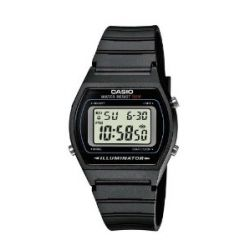 Casio Unisex-Armbanduhr Casio Collection Digital Quarz Resin W-202-1AVEF