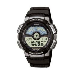 Casio Collection Herren-Armbanduhr Digital Quarz AE-1100W-1AVEF