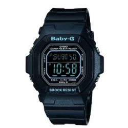 Casio Baby-G Damen-Armbanduhr Digital Quarz BG-5600BK-1ER