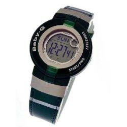 Casio BABY-G Armbanduhr BG-1201-3VER Digital Quarz 4702
